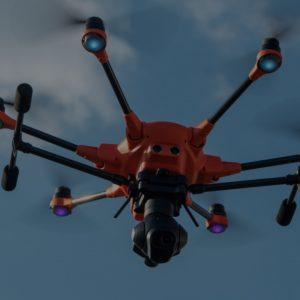 drone uav uas thermal cameras unmanned expert